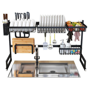 Over The Sink Shelf Storage Rack