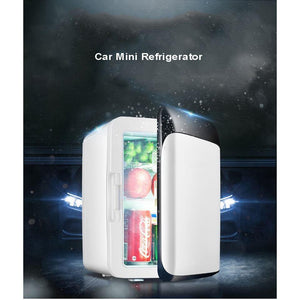 Portable Car/Home Mini Refrigerator