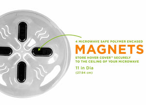 Magnetic Microwave Guard