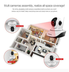 Family Wireless IP Camera