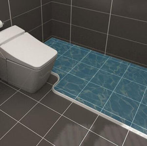 Shower Water Barrier