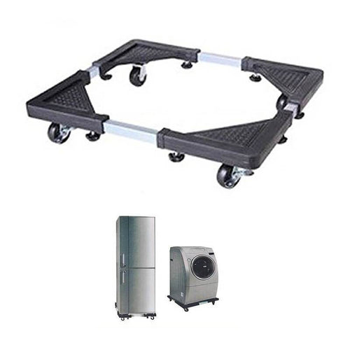 Heavy Duty Movable Dolly Roller For Washing Machine & Refrigirator