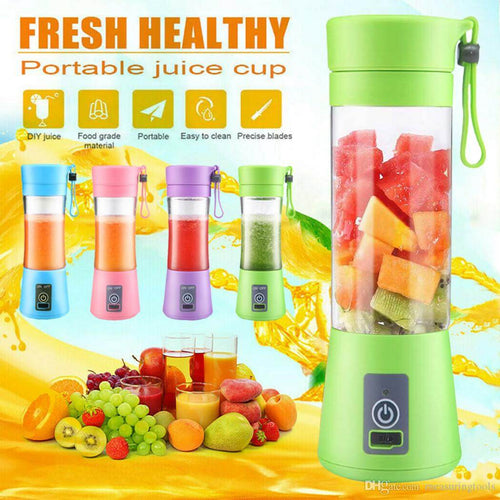 FITNESS JUICE BLENDER BOTTLE