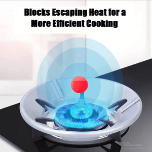 Energy Saving Non-Slip Insulation Stove Cover