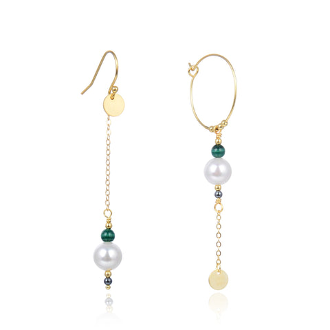 Alvira mix earrings