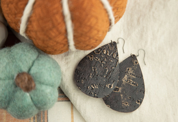 Wildwood Teardrop Earrings