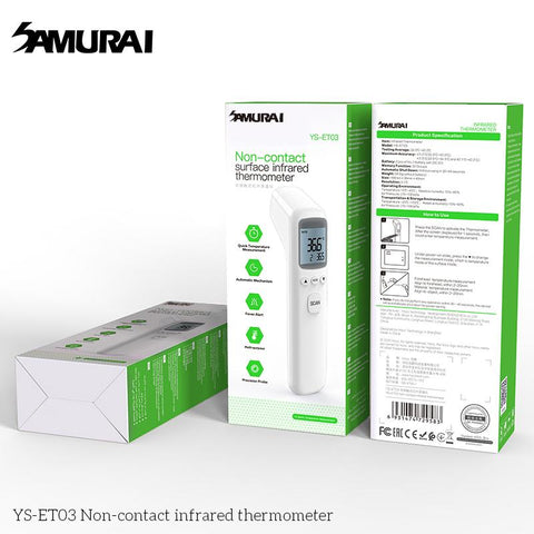 Samurai Surface Infrared Thermo-Pro+ (1 Year Warranty)