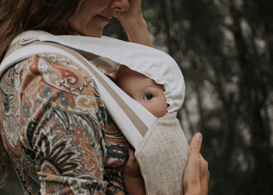Zarper Bebe - Bohemian Sands Snap Carrier