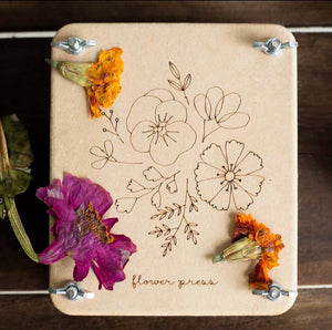 Mini Flower Press - Posy