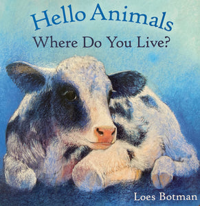 Hello Animals - Where Do You Live?