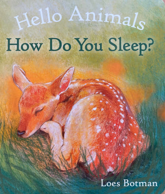 Hello Animals - How Do You Sleep?