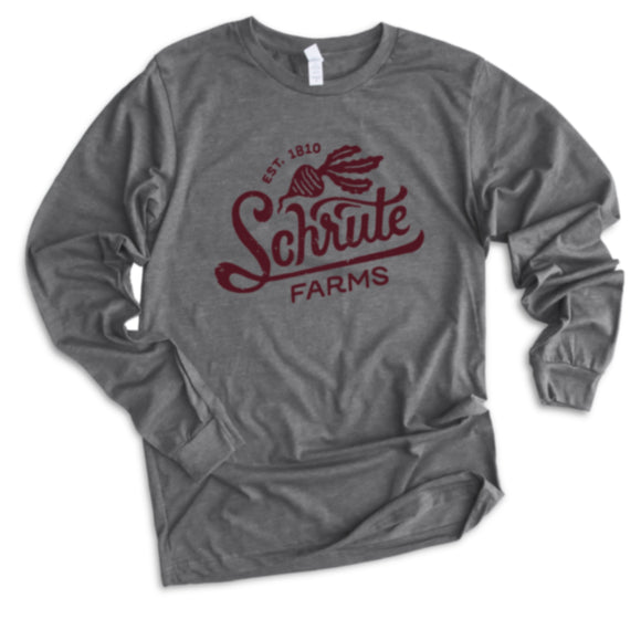 Schrute Farms Long Sleeve