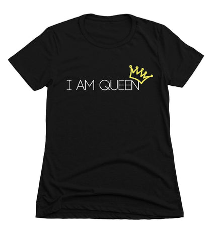 I Am Queen - Black