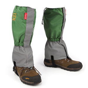 TOMOUNT Unisex Waterproof Snow Boot Gaiters for Outdoor Hiking Walking Hunting Climbing