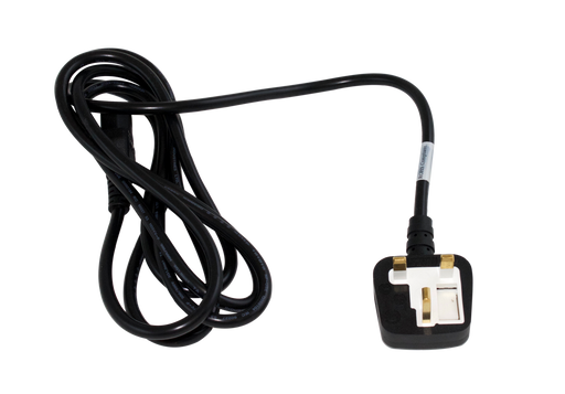 Power Cord, 230v UK / IRE Replacement