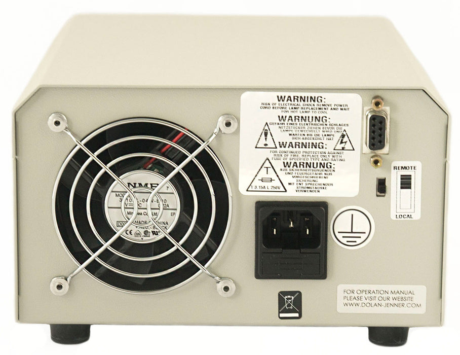 Fiber-Lite DC950 Illuminator, 150w DC-regulated halogen fiber optic light source