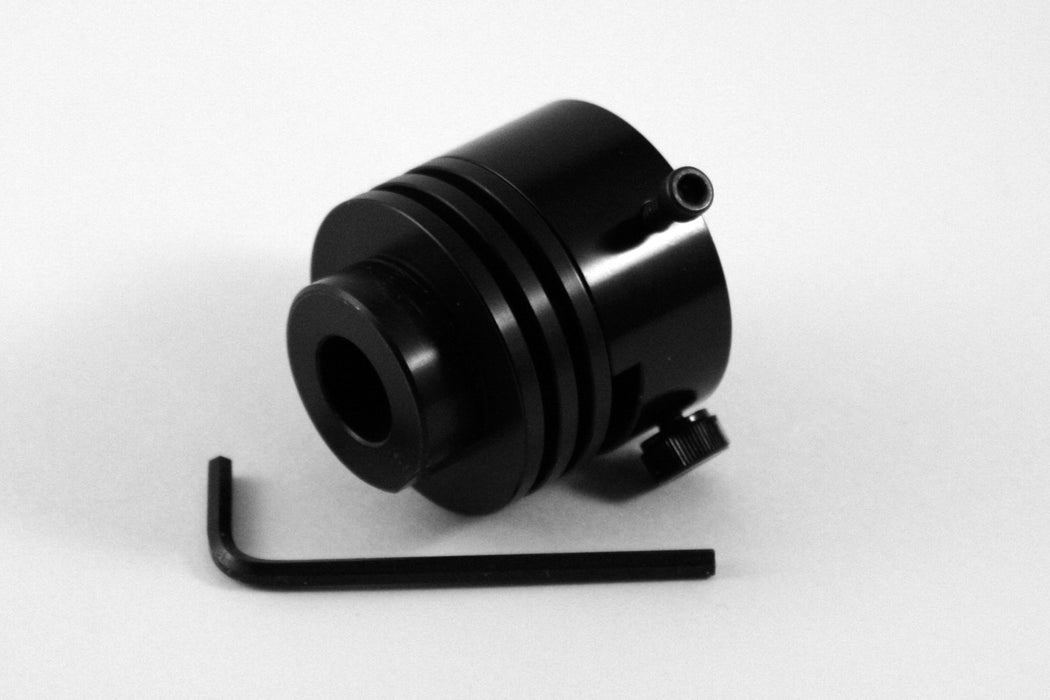 Filter holder SYF-100 from FSA100 FIlter Kit, Fits Fiber-lite180 series, 170D and 3100 series light sources. Accepts 25mm diameter filters.