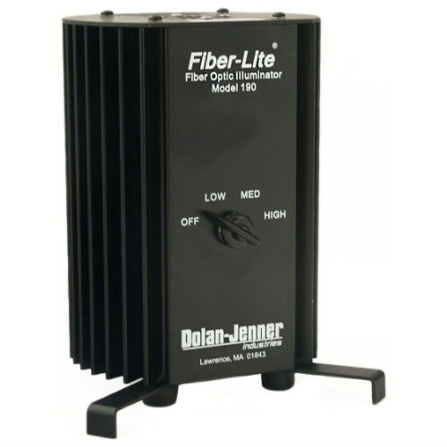 Fiber-Lite 190 Illuminator, 30 watt Halogen light source (SOLD OUT)