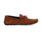 Barefoot Brown Loafers Slip On For Men 1010-BR