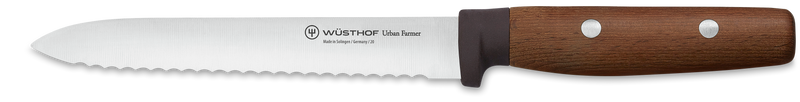 Wüsthof Urban Farmer Serrated Utility Knife 14 cm / 5""