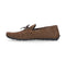 Barefoot Brown Loafers Lace Up Suede For Men 1080