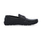 Barefoot Black Loafers Lace Up Suede For Men 2080