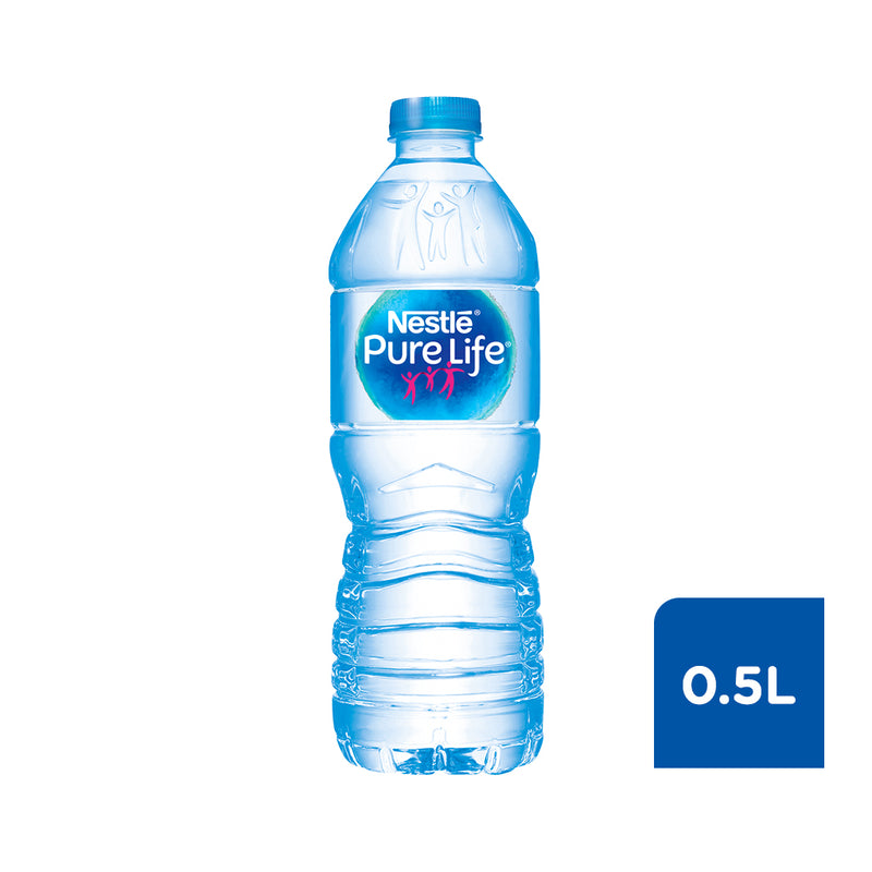 Nestle Pure Life Water 500ml