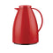 Vienna Coffee Pot, 1L Mix Petrol Blue / Red Velvet
