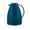 Vienna Coffee Pot,0.75 L Petrol Blue / Red Velvet