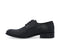 Barefoot Pure Black Formal Lace Up For Men 6233-BL