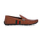 Barefoot Brown Loafer's Slip-On with Black Sole For Men 6666