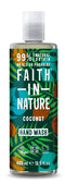 Faith In Nature ORGANIC - Coconut Hand Wash  400ml