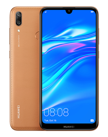 Huawei Y7 Prime 3GB/64GB - 1 Year Warranty