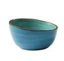 Ceramic Cerulean Blue Bowl,7 * 15 cm
