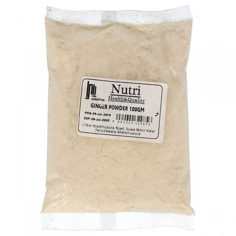 Nutri Ginger Powder 100g