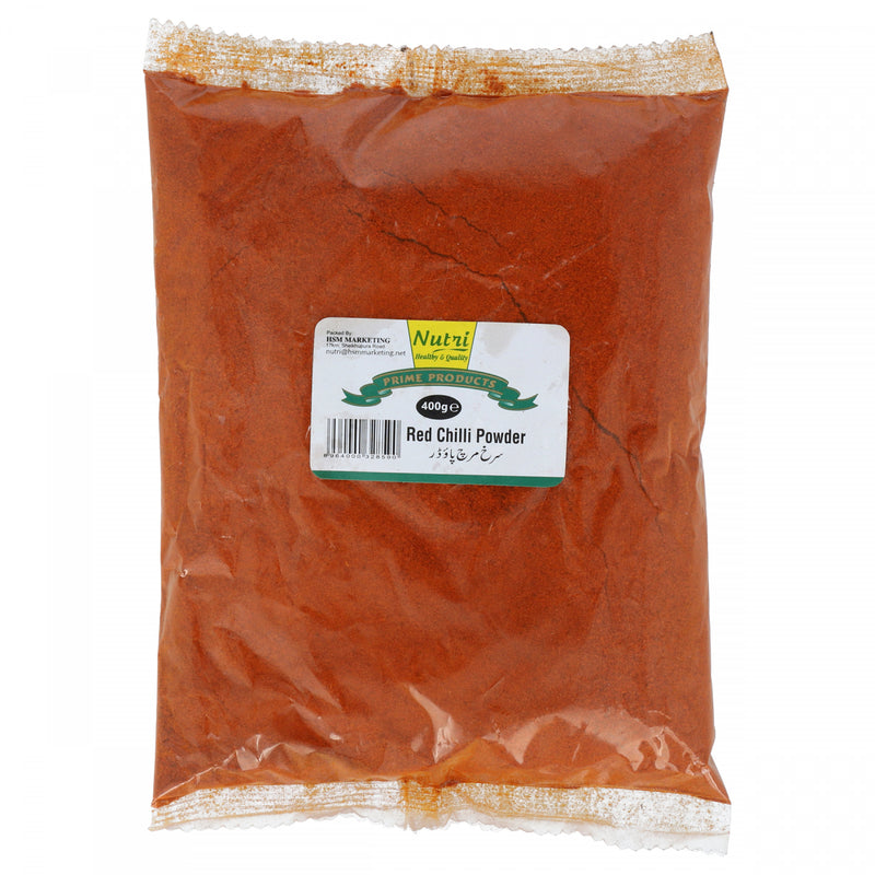 Nutri Red Chilli Powder 400g