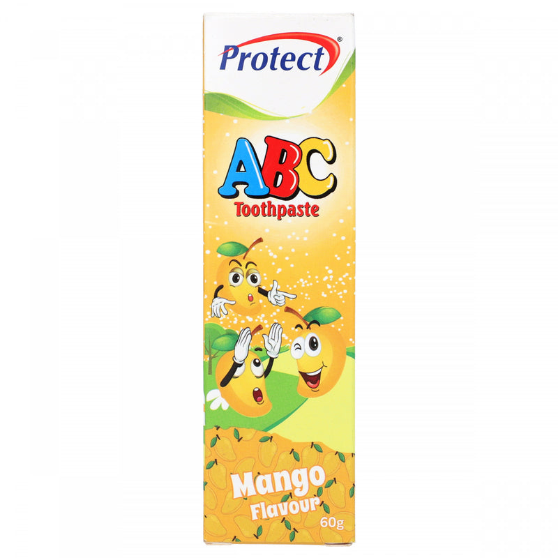 Protect ABC Tooth Paste Mango Flavor 60g