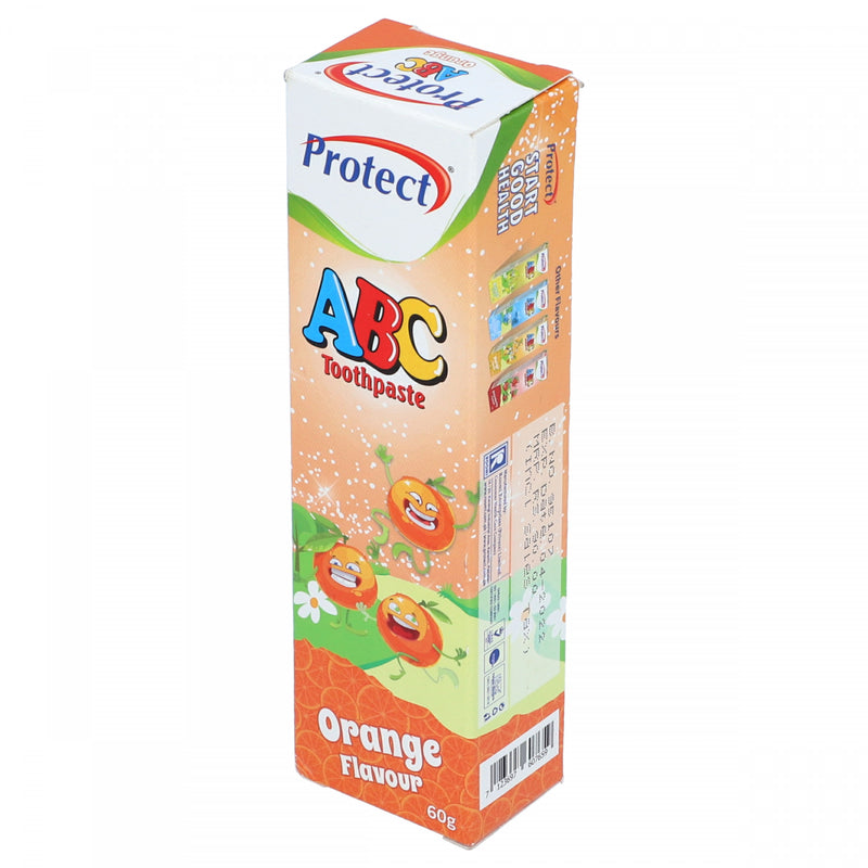 Protect ABC Tooth Paste Orange Flovor 60g