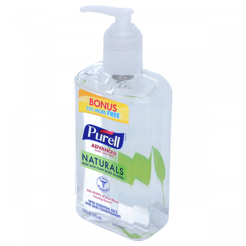 Purell Advanced Natural Made with Plant Based Alcohol Hand Sanitizer 295ml
