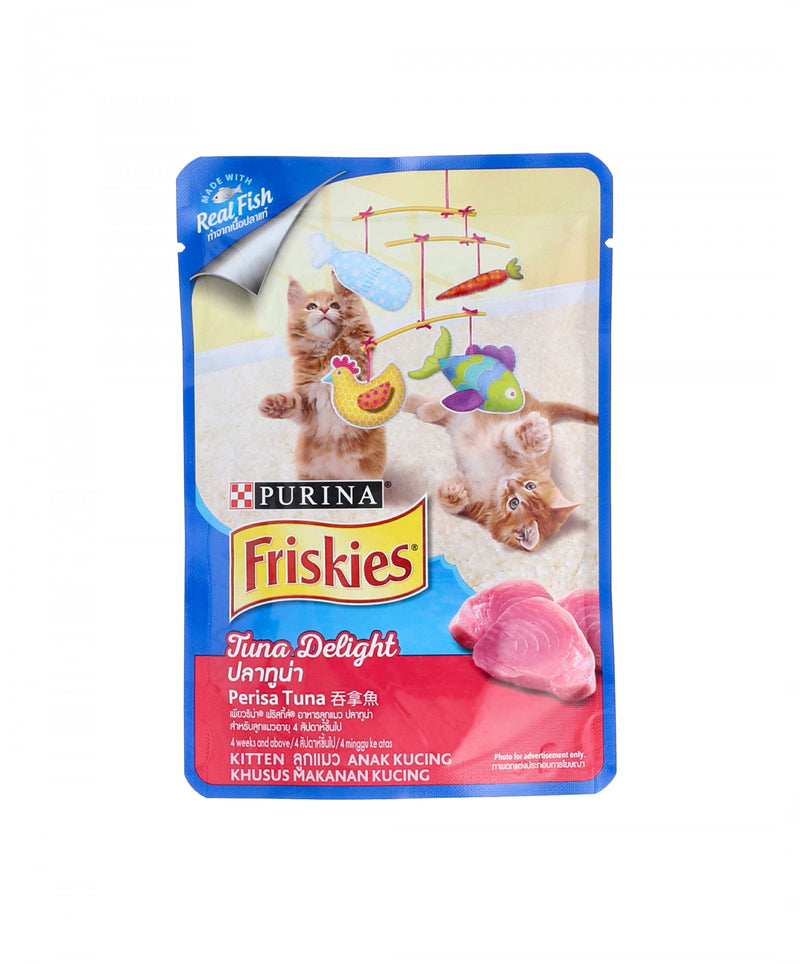 Purina Friskies Tuna Delight 80g