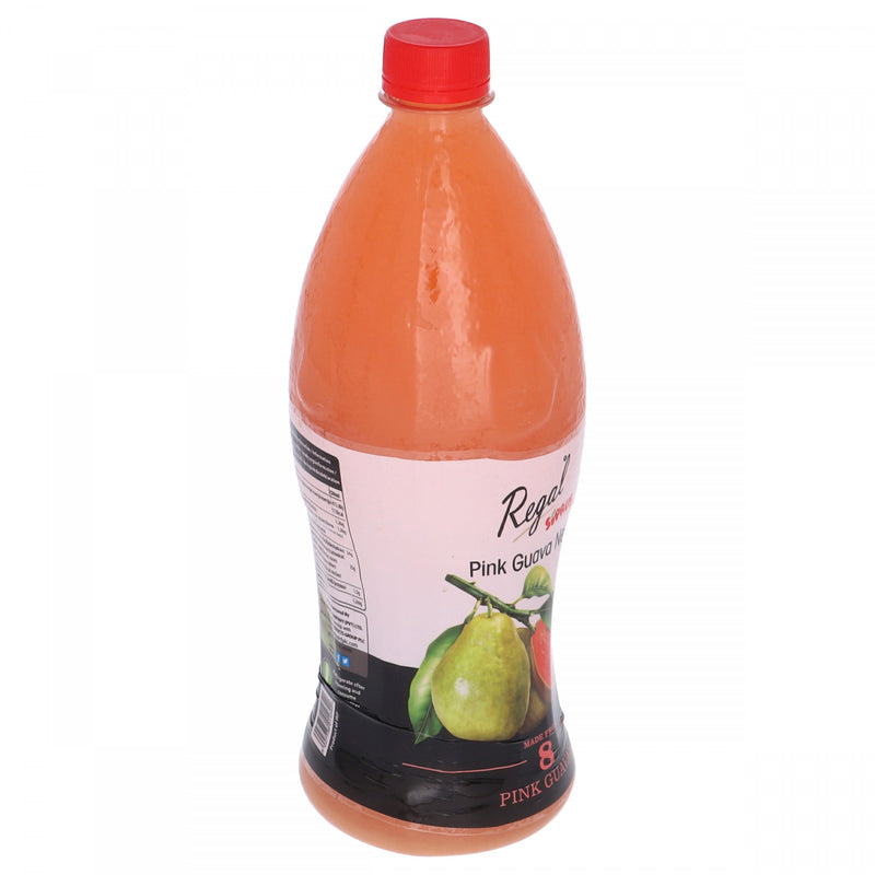 Regal Siprus Pink Guava Nectar Fruit Drink 1 Litre