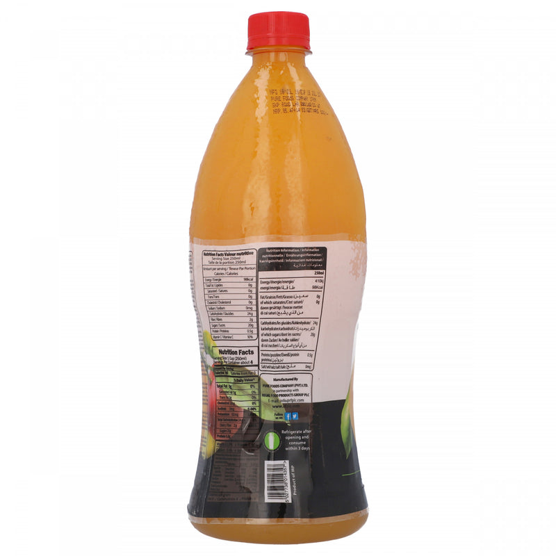 Regal Spirus Mixed Fruit Nectar Fruit Drink 1 Litre