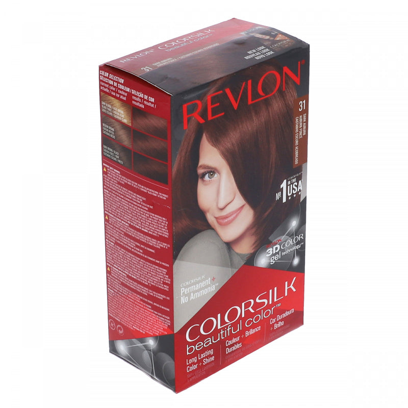Revlon Dark Auburn Color Silk Hair Color