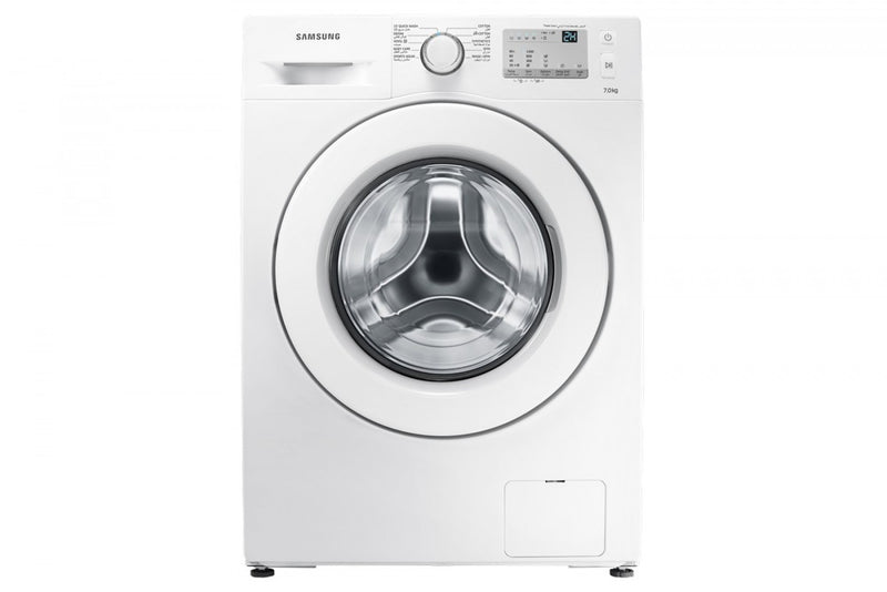 Samsung 7 Kg Front Load Fully Automatic Washing Machine WW70J3283 White