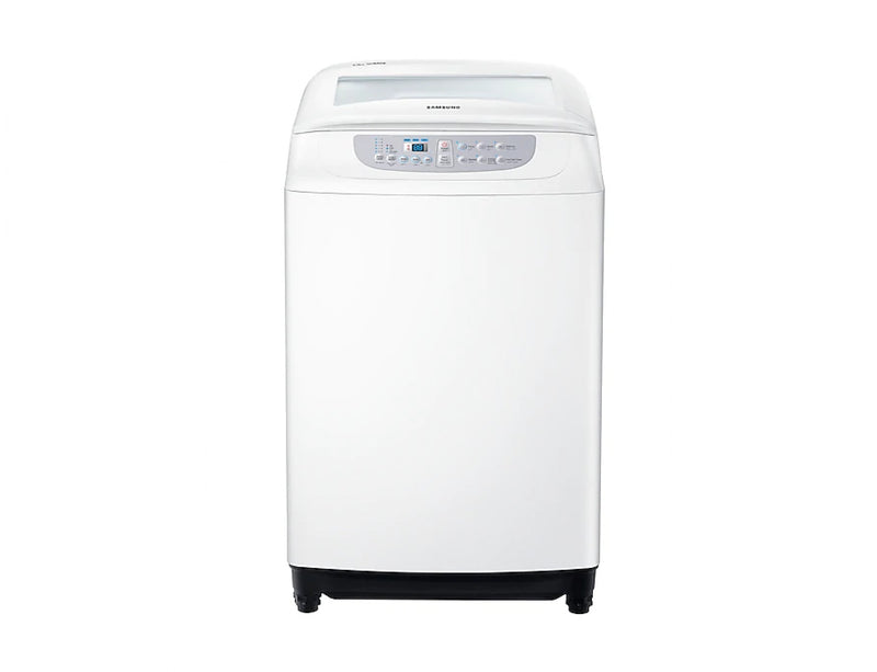 Samsung Fully Automatic Top Load Washing Machine with Diamond Drum 9.0 Kg WA90F5S2 White