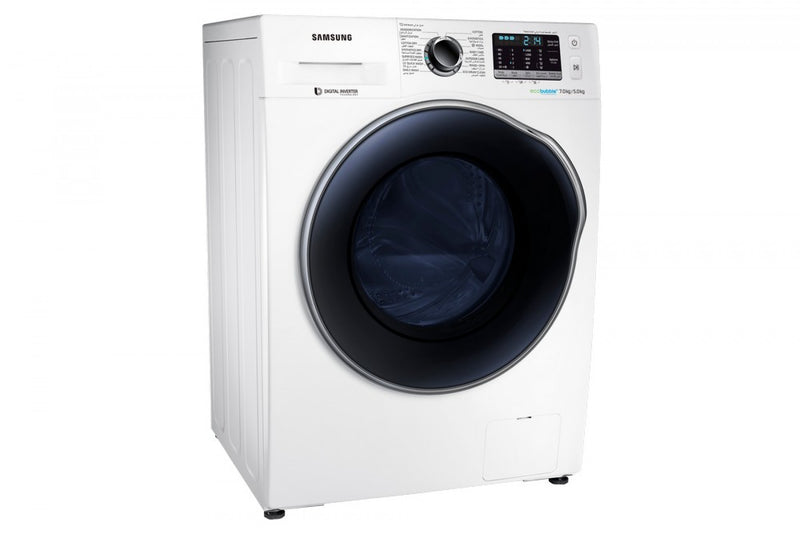 Samsung WD70J5410 7 Kg Front Load Fully Automatic Washing Machine White
