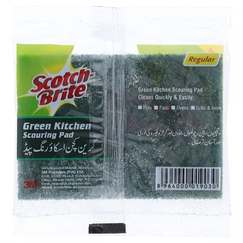Scotch-Brite Green Kitchen Scouring Pad 3M