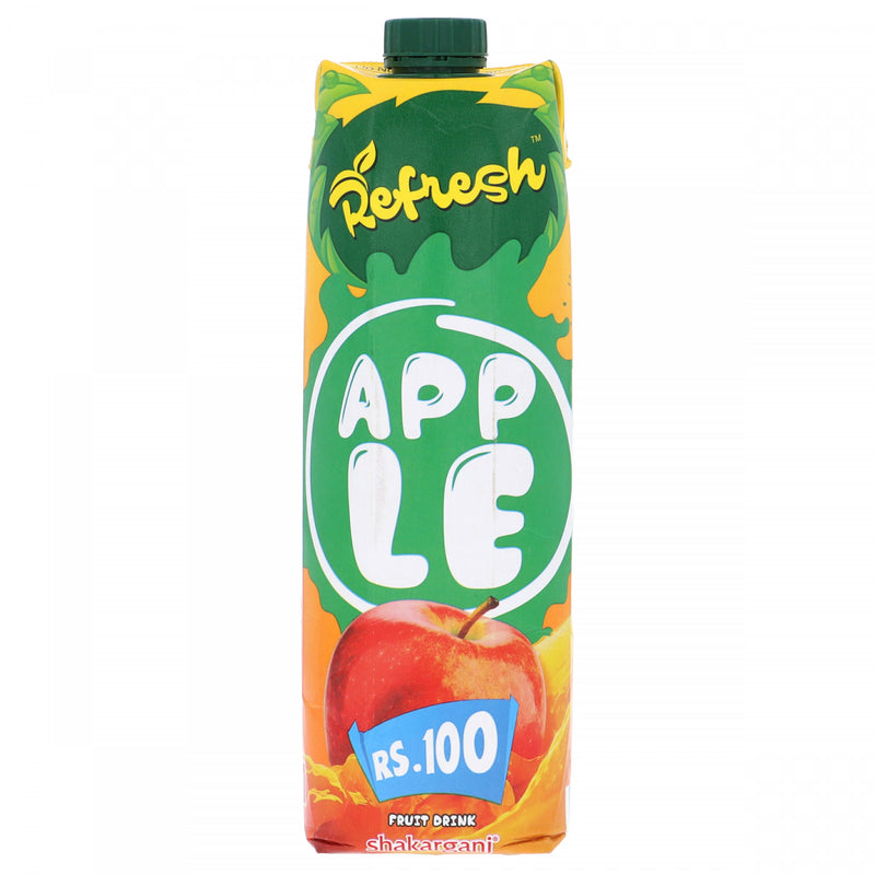 Shakarganj Refresh Apple Fruit Drink 1 Litre