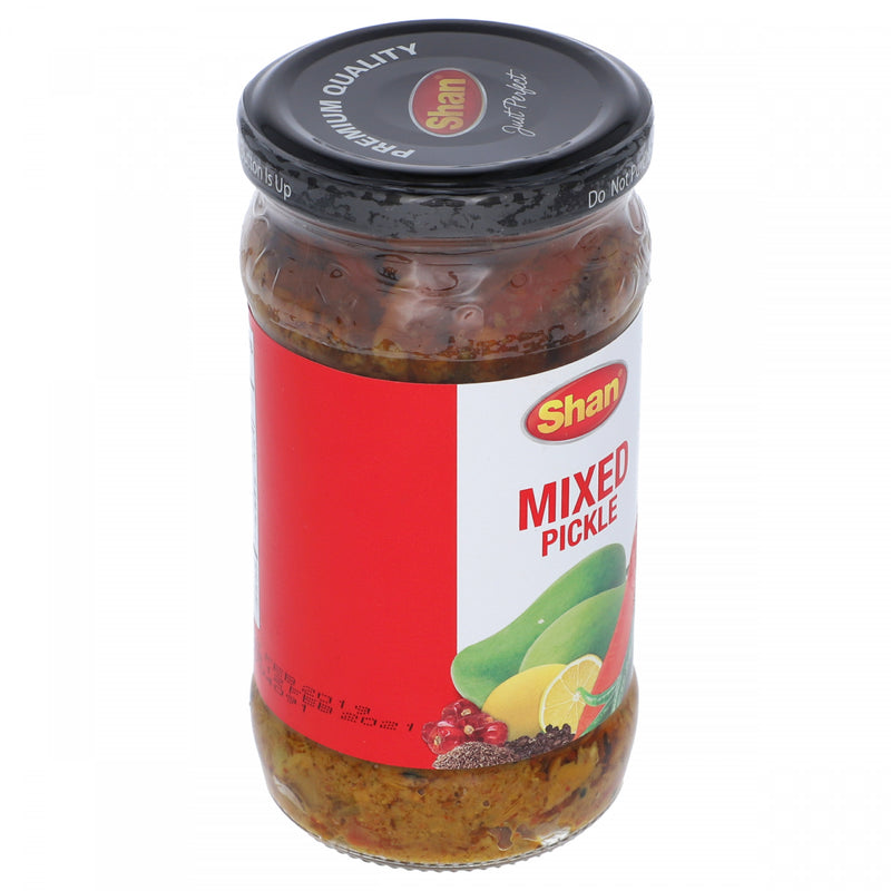 Shan Mixed Pickle 300g