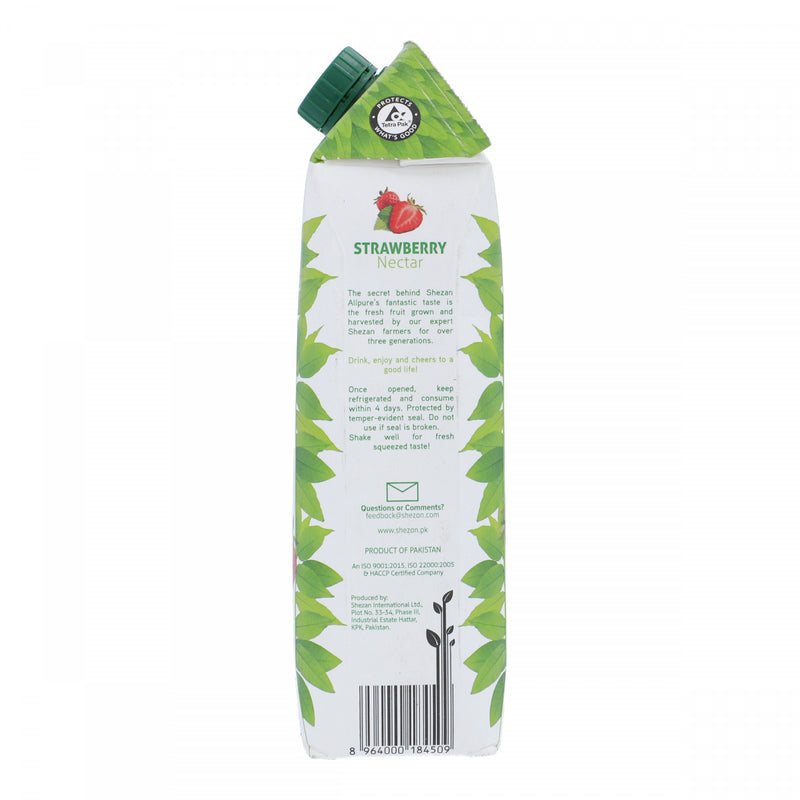 Shezan All Pure Strawberry Nectar 1 Litre